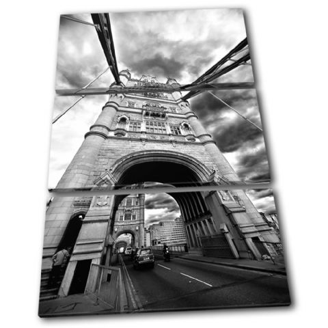 London Tower Bridge Landmarks - 13-1245(00B)-TR32-PO